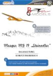 Musger MG-19 Bauanleitung - DE
