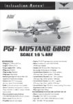 Icon of Phoenix Mustang P51 Anleitung