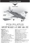 Icon of Phoenix Pilatus 149cm Anleitung