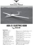 Icon of Phoenix ASK-21 mit Klapptrieb Anleitung