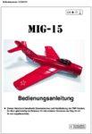 Icon of Bedienungsanleitung Mig-15