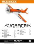 Icon of Bedienungsanleitung Funracer von Multiplex