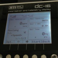 DC16 Display
