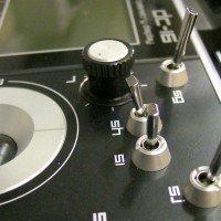 DC16 - Schalter und Drehgeber