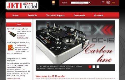 JETI Homepage