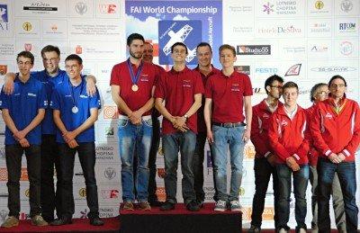 Mannschaft IDWM Polen