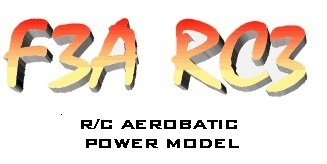 F3A - RC3 Logo