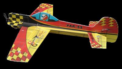 Die Yak 55m von GB-Models
