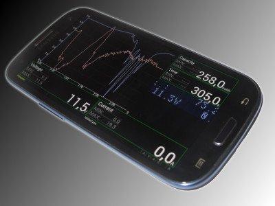 Darstellung-Smartphone