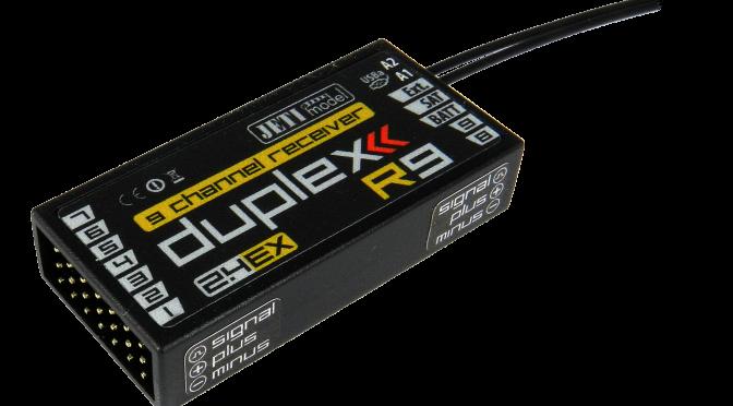 JETI DUPLEX R9