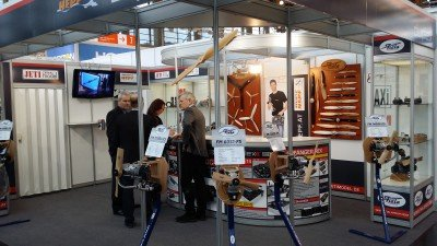Messestand 2015