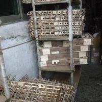 Musger Flächenmittelteil im Rohbau