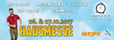 Einladung zur Hausmesse 2017