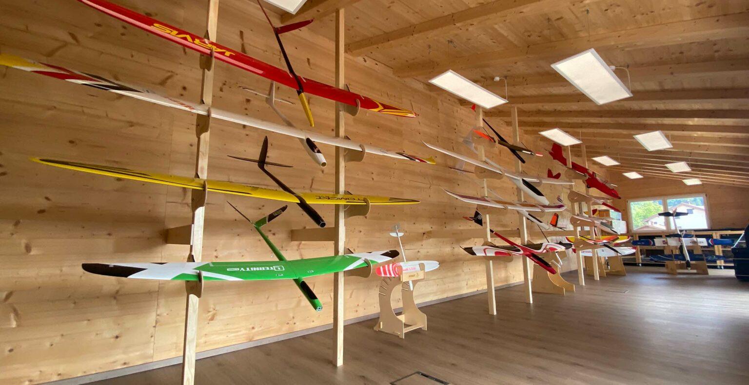NEWS: tägliche Seglerausstellung - HEPF Modellbau